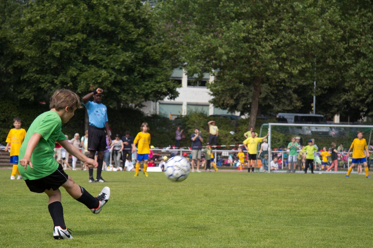 Wochenblatt-Fußball-Turnier: Die Gewinner der Trikots stehen fest.