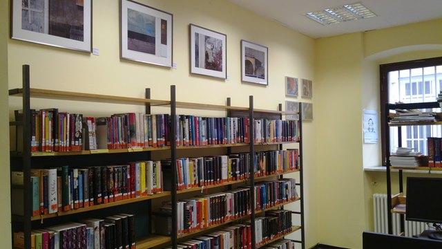 Zweigstelle der Stadtbibliothek Mannheim Friedrichsfeld