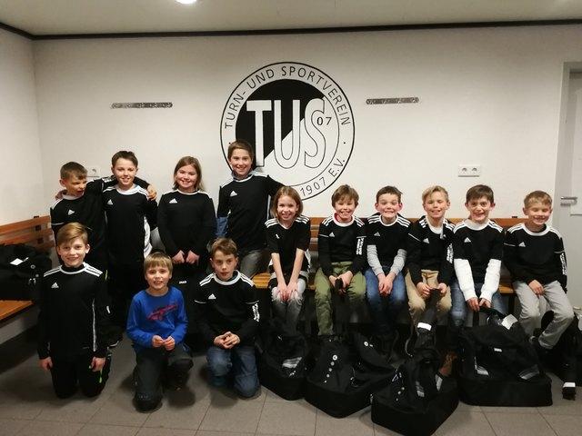 JSG Donnersberg Süd: Mannschaft wird zum Team.