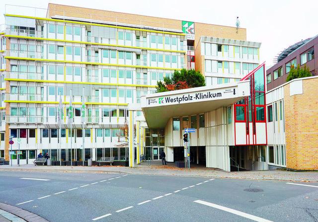 Krankenhaus In Kaiserslautern