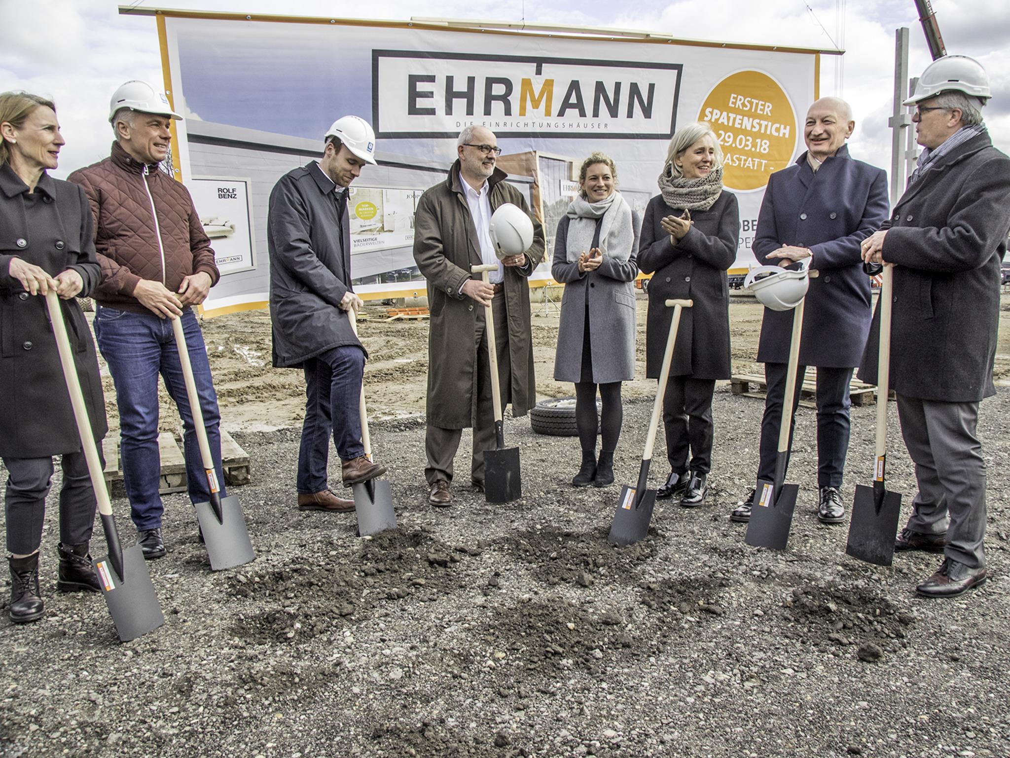 Landauer Einrichtungshaus Expandiert Weiter Möbel Ehrmann Kommt