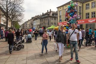 Frühlingsfest in Bruchsal