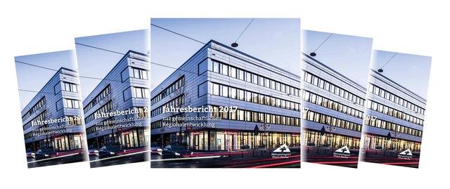 Kostenlos erhältlich: der neue Jahresbericht zur Regionalentwicklung Rhein-Neckar.