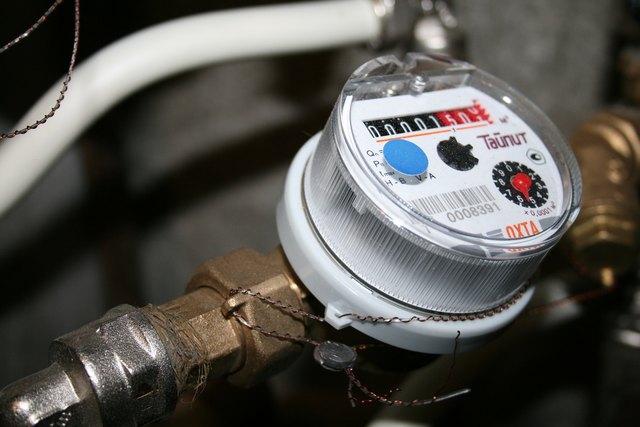 In Römerberg werden Wasserzähler ausgetauscht, deren Beglaubigungszeit abläuft.