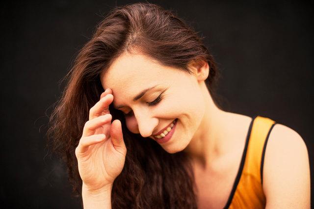 """""""In Sachen Du"""" ist der Titel der neuen CD von Stephanie Neigel."""