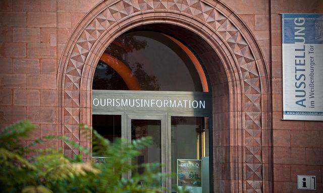 Seit fünf Jahren gibt es in Germersheim eine Tourismusinformation.