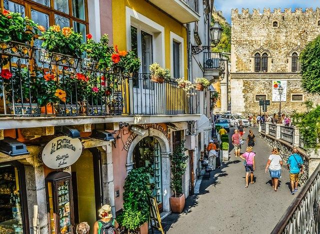 Das wunderschöne Sizilien.