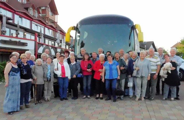 Mit Unterstützung der AWO organisierte der Seniorenbeirat der VG Jockgrim eine Fahrt ins Blaue