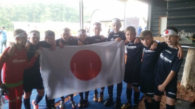 Japan - E 1 TuS 04 Hohenecken