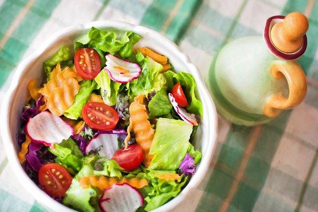 Kurs In Der Realschulküche Sommerfrische Salate Schifferstadt