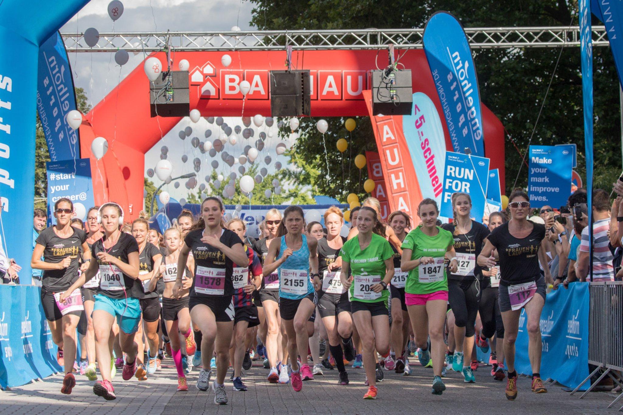 5 Engelhorn Sports Frauenlauf Am 29 Juni Mitmachen Wochenblatt
