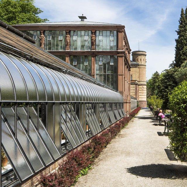 Botanischer Garten Karlsruhe Mit Besonderem Angebot Vom Fürstlichen