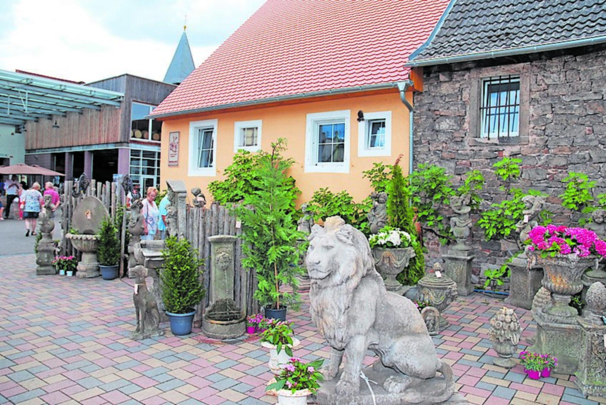 Lifestyle-Ausstellung mit Trends und Exquisitem im Herrenhof Mußbach ...