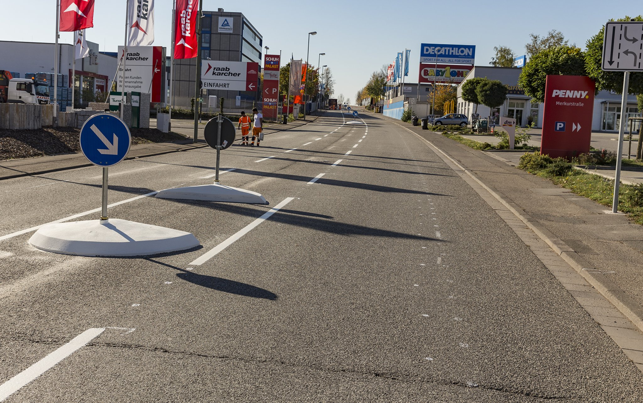 Verkehrslage Kaiserslautern