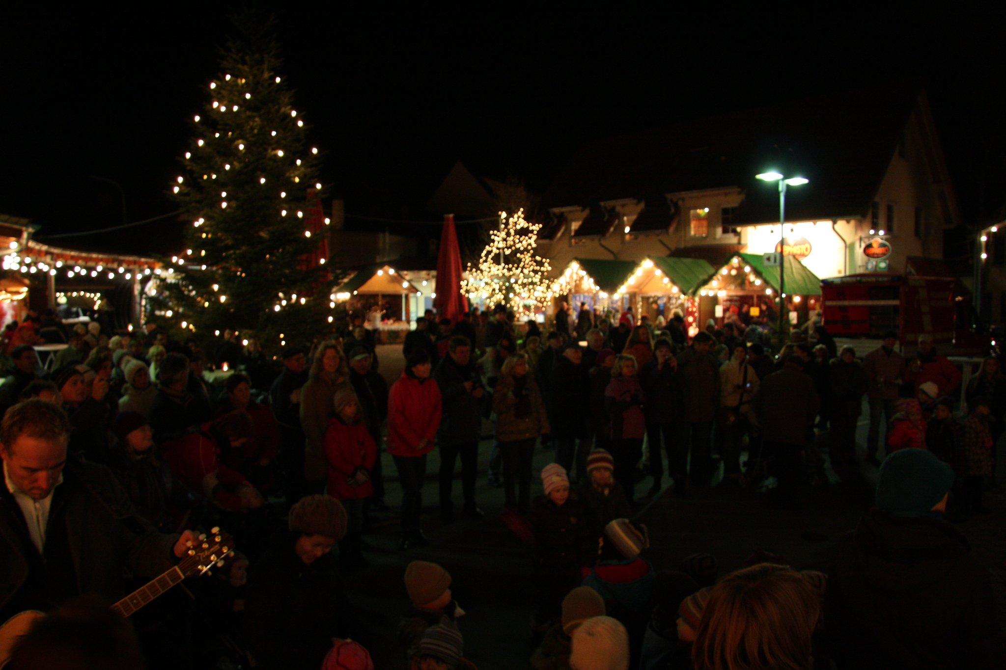 Weihnachtsmarkt Termine Nrw.Weihnachtsmarkt In Meckenheim Aktionen Am 1 Und 2