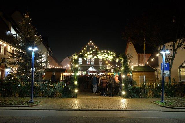 Offenbach Weihnachtsmarkt.Buntes Und Besinnliches Programm Rund Ums Kulturzentrum 20