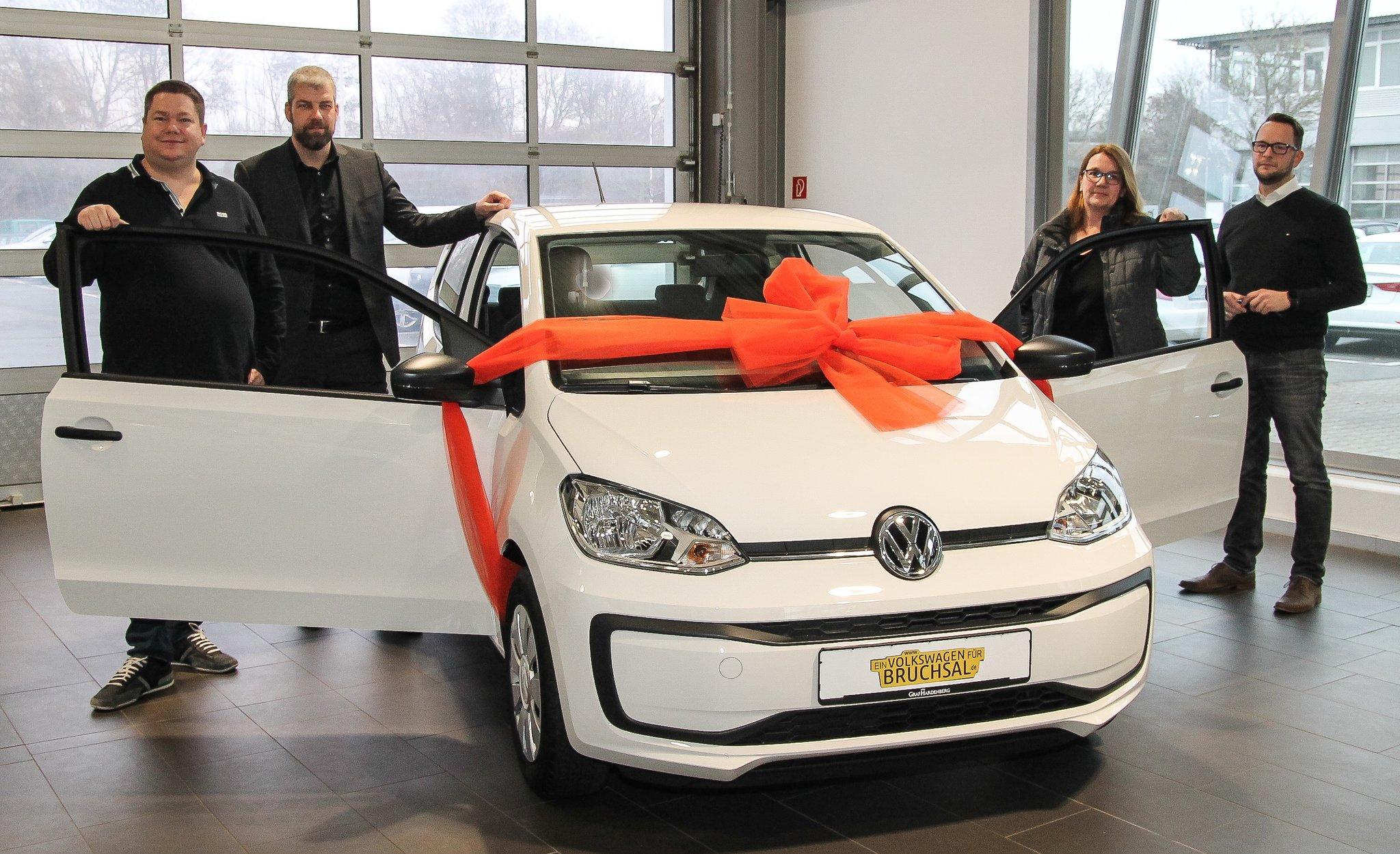 Ein Volkswagen Für Bruchsal