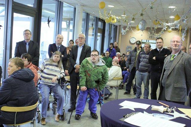 Neujahrsempfang Der Zoar Einrichtungen In Kaiserslautern Inklusion