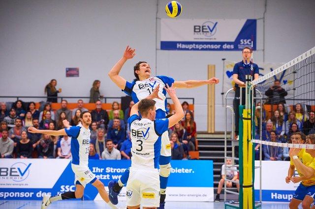 VC Dresden entführt einen Punkt aus Mimmenhausen - Sportbuzzer.de