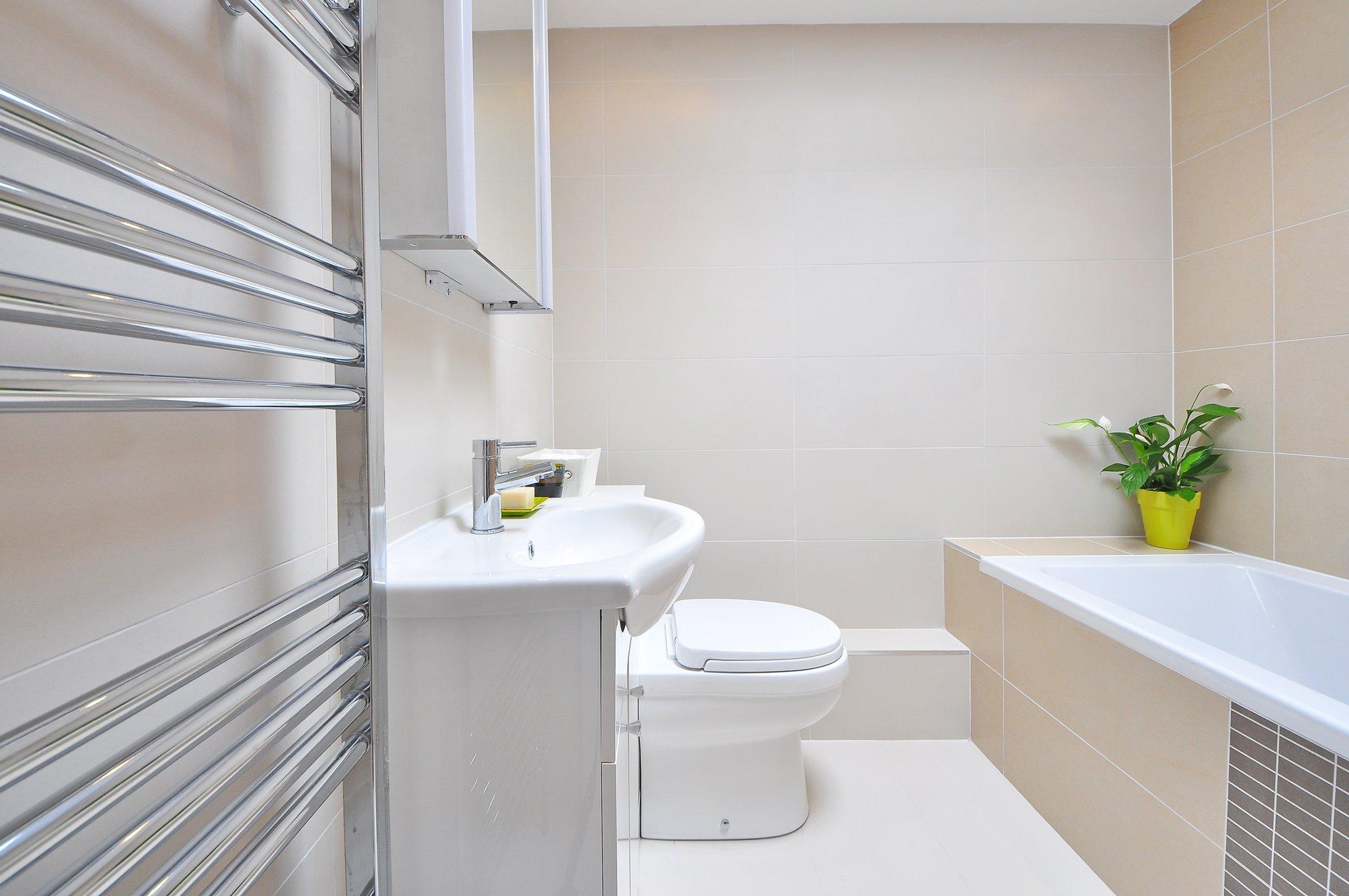 Wohlfühlklima im Badezimmer: Die passende Heizung finden