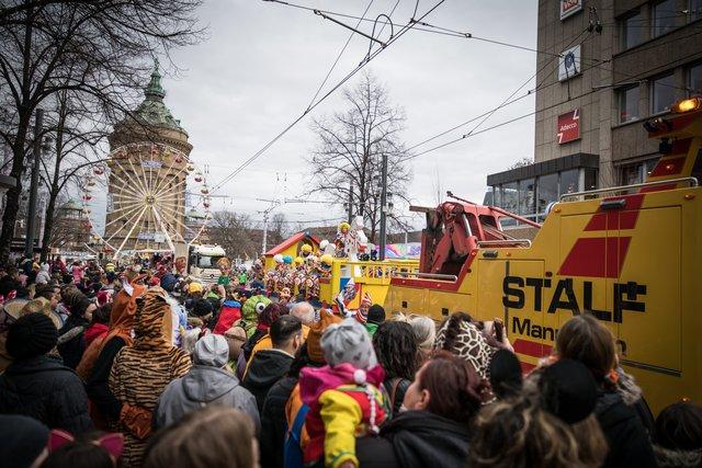 Mannheim faschingsumzug 2019