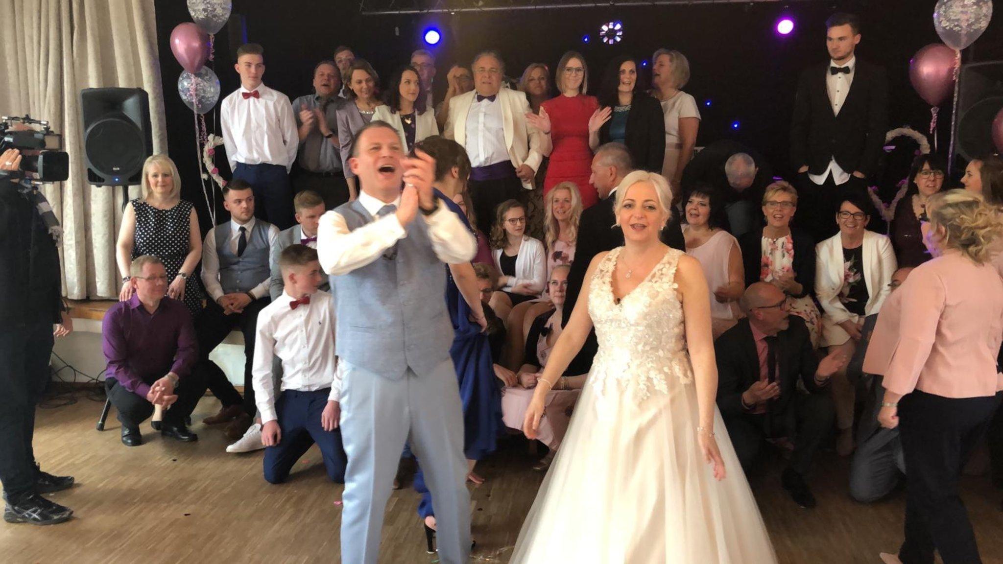 Mit Vox Kameras Ins Ehegluck Tv Hochzeit In Kaiserslautern