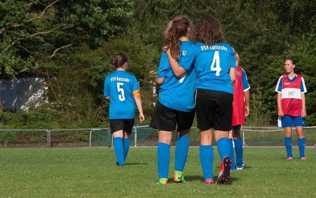 Die Frauen Und Madchenfussball Abteilung Des