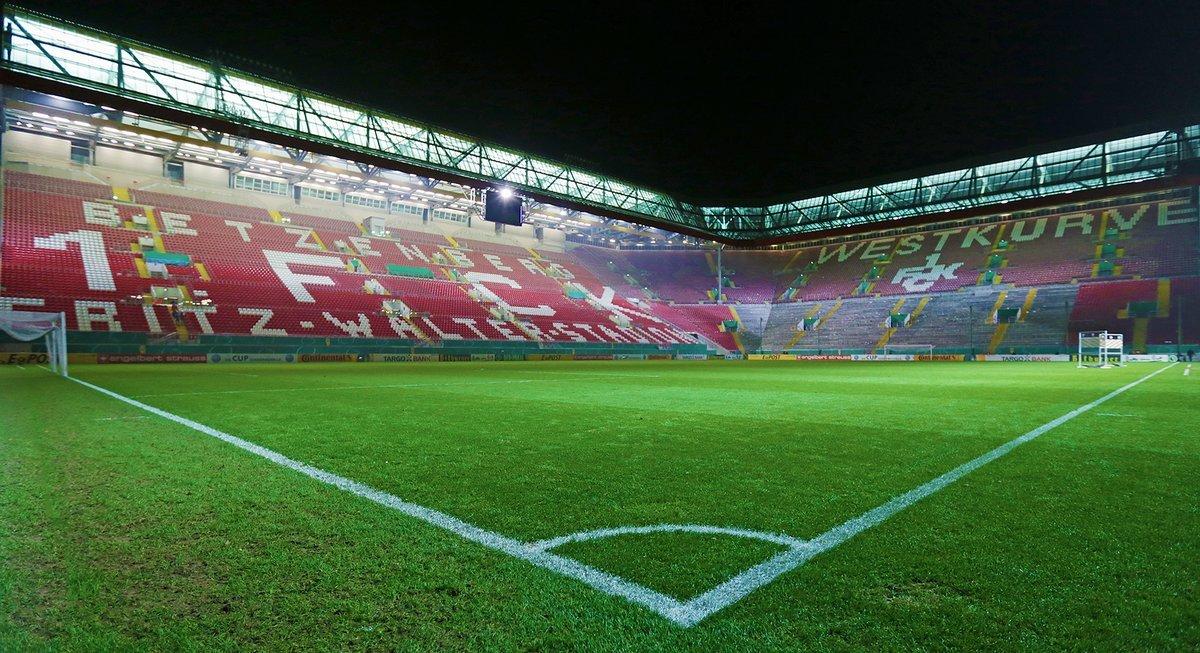 FCK Fritz-Walter-Stadion Kaiserslautern