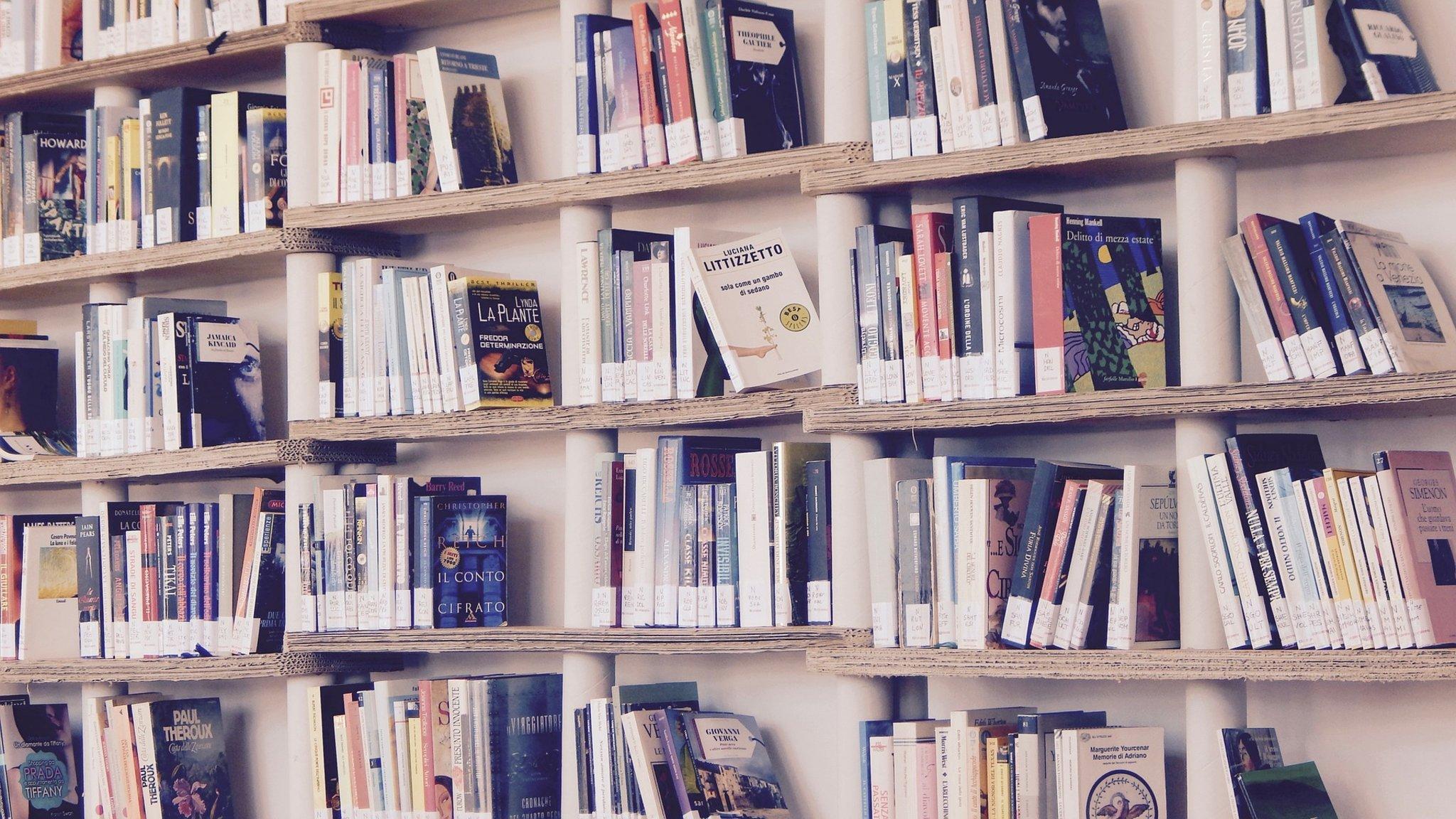 Bücherei Wörth