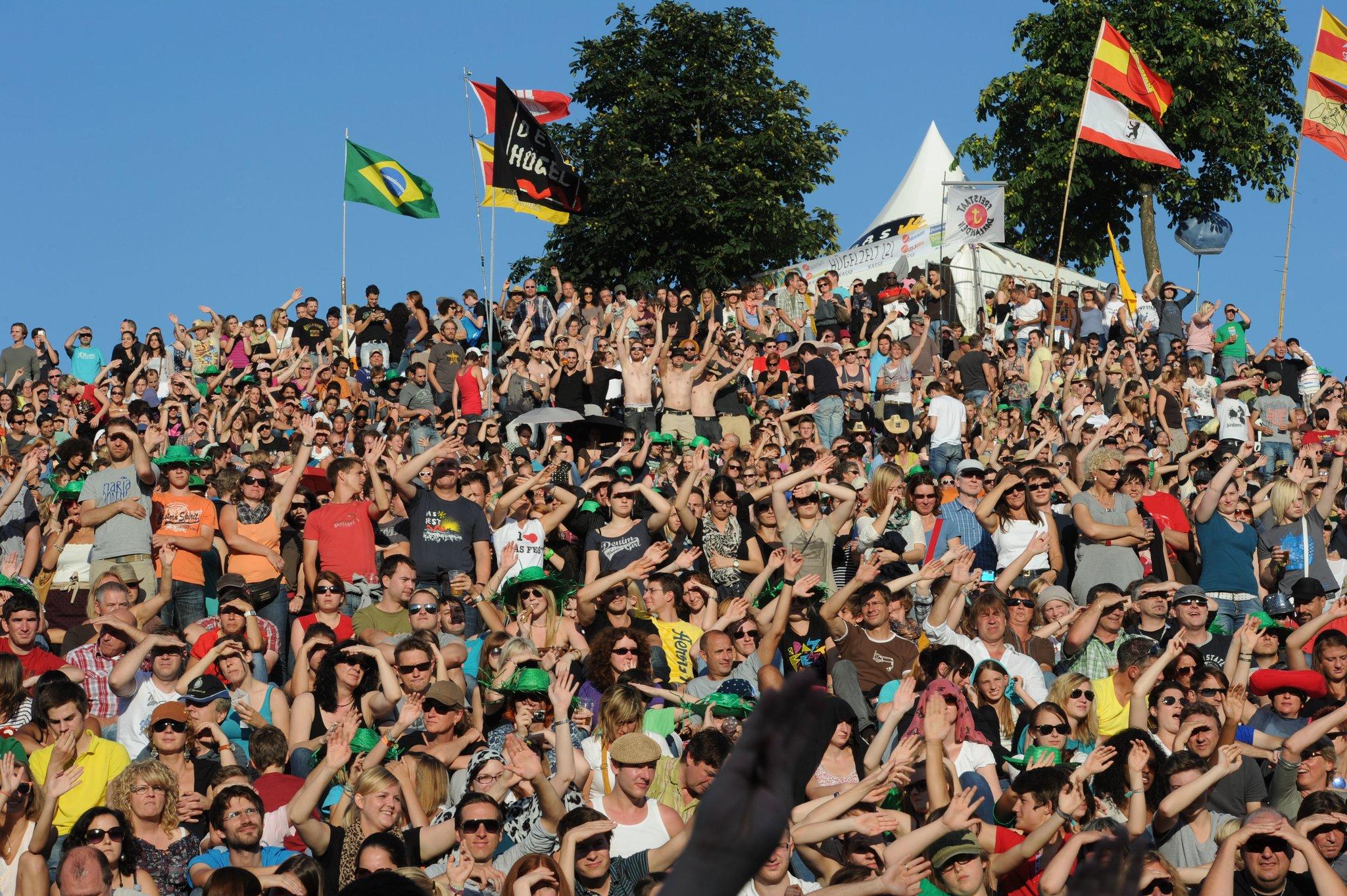 Das Fest Karlsruhe Line Up