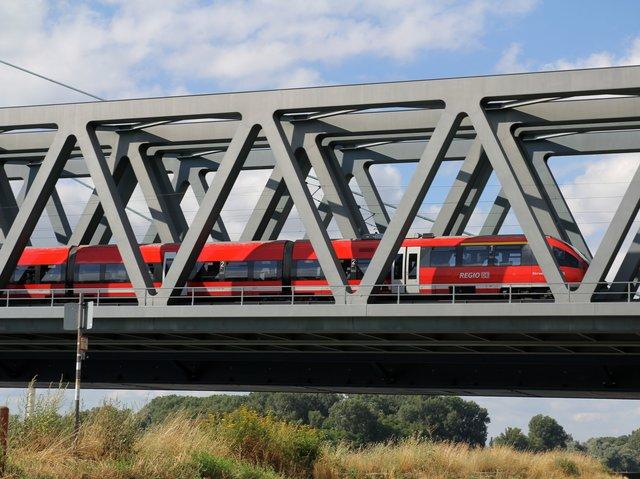 Rheinbrücke Karlsruhe Sperrung
