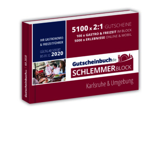 Karlsruhe Karte Umgebung.Schlemmerblock Karlsruhe Umgebung In 16 Auflage Verlosung Das