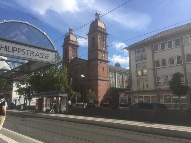 Philippstraße 13