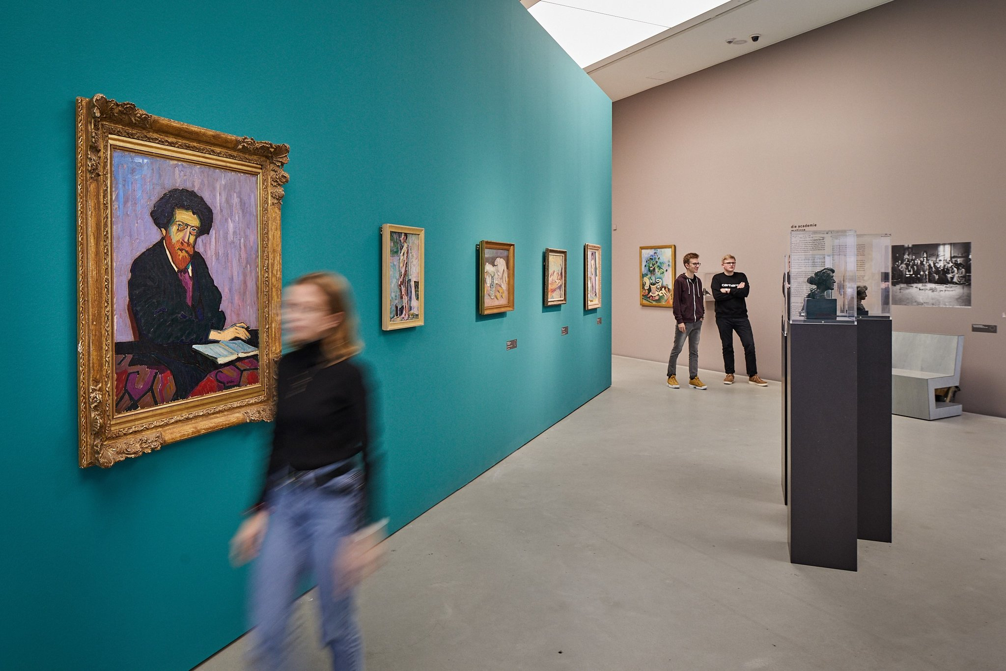 Ausstellung Inspiration Matisse Ab 26 September In Kunsthalle