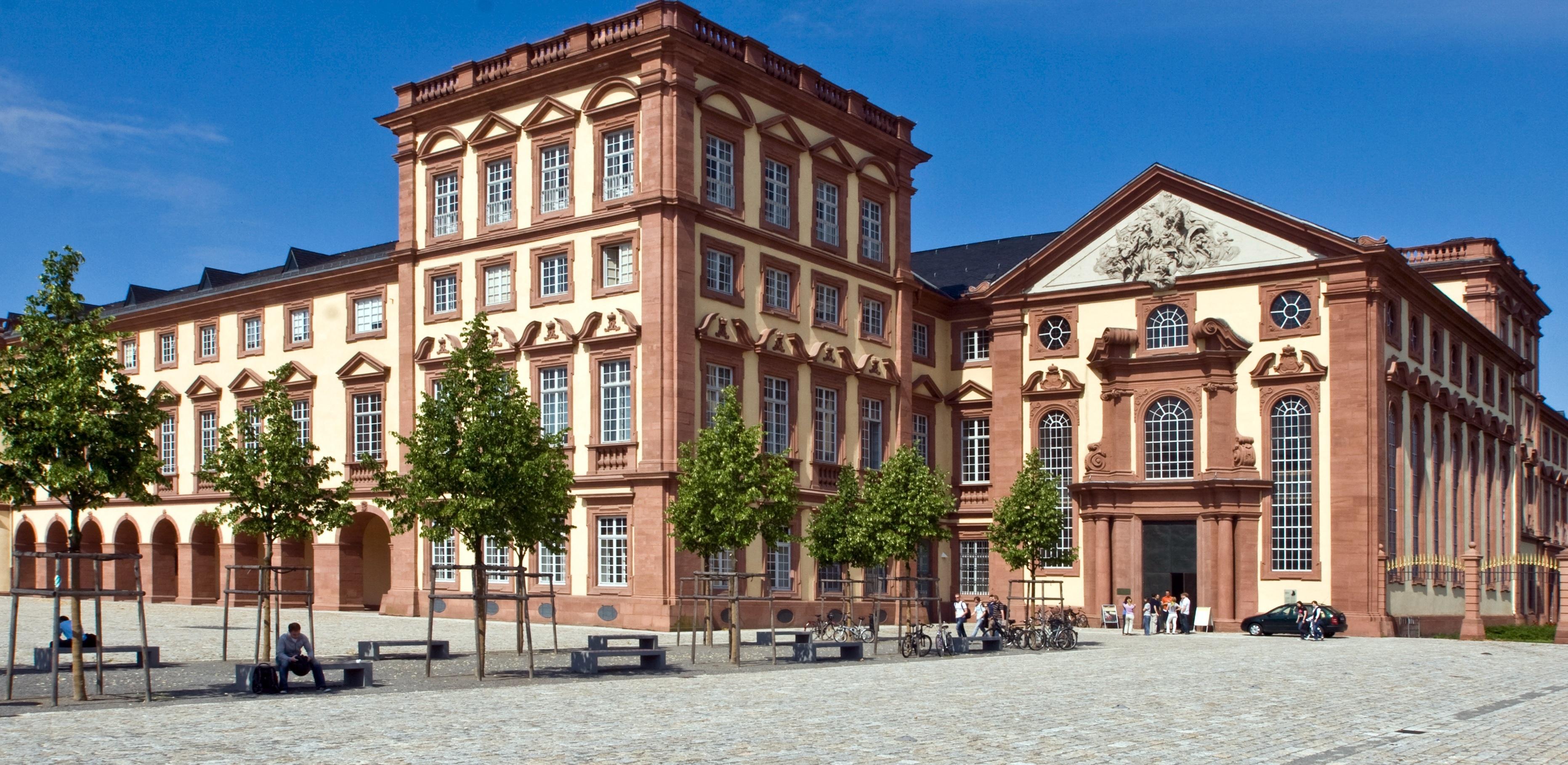 Stadtteile Mannheim