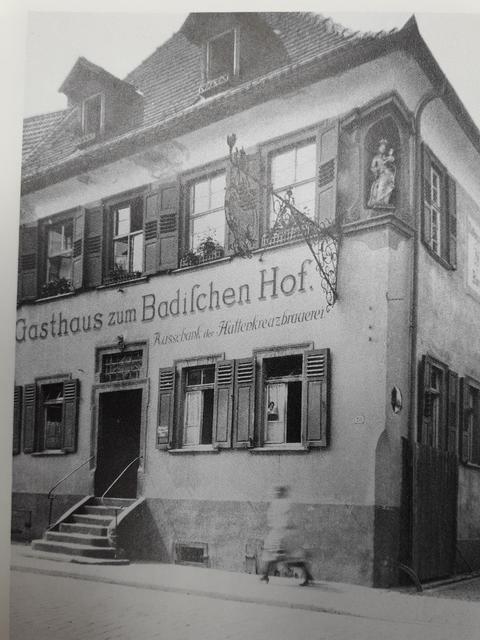 Badischer Hof Ettlingen