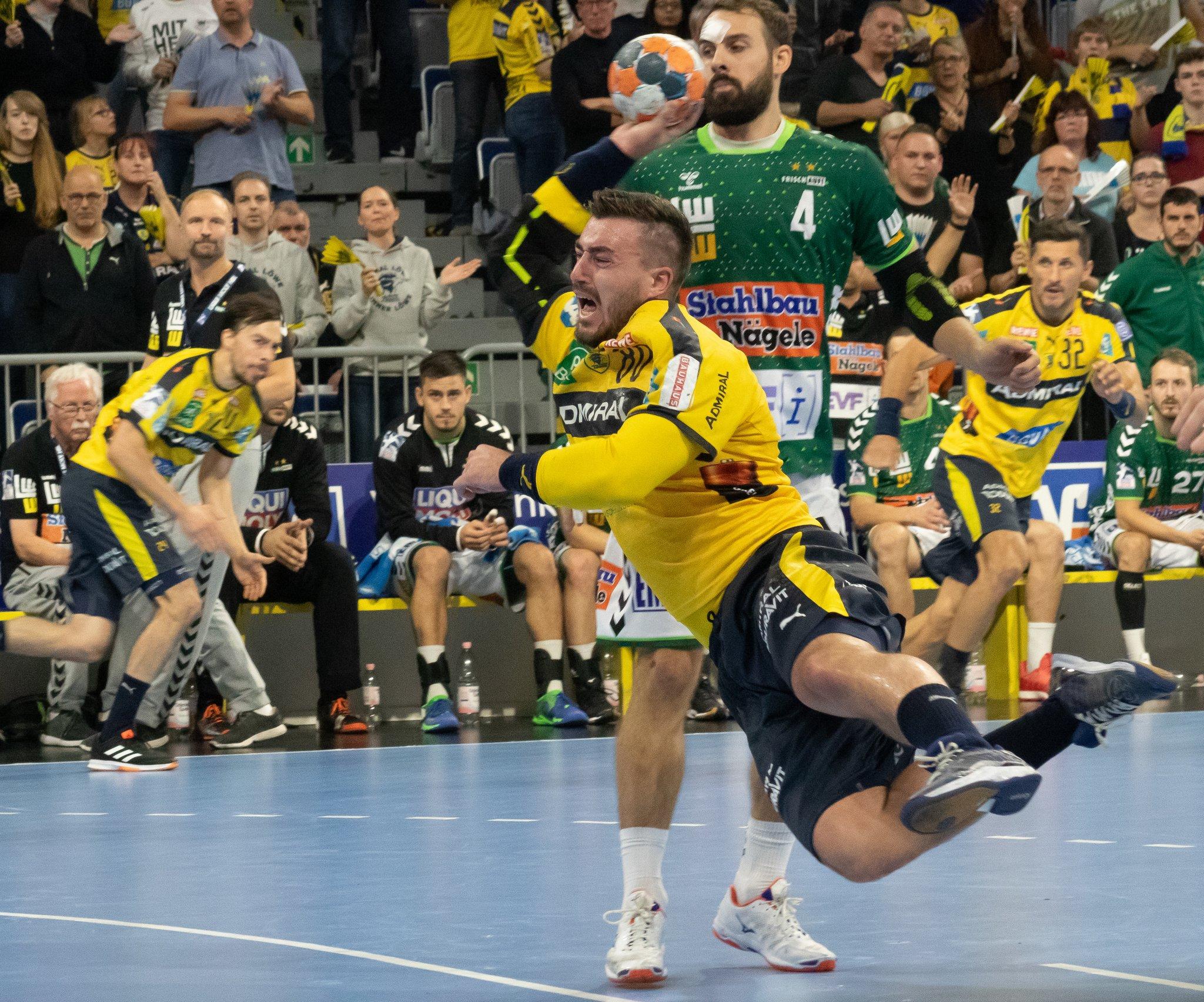 Magdeburg Handball Spielplan