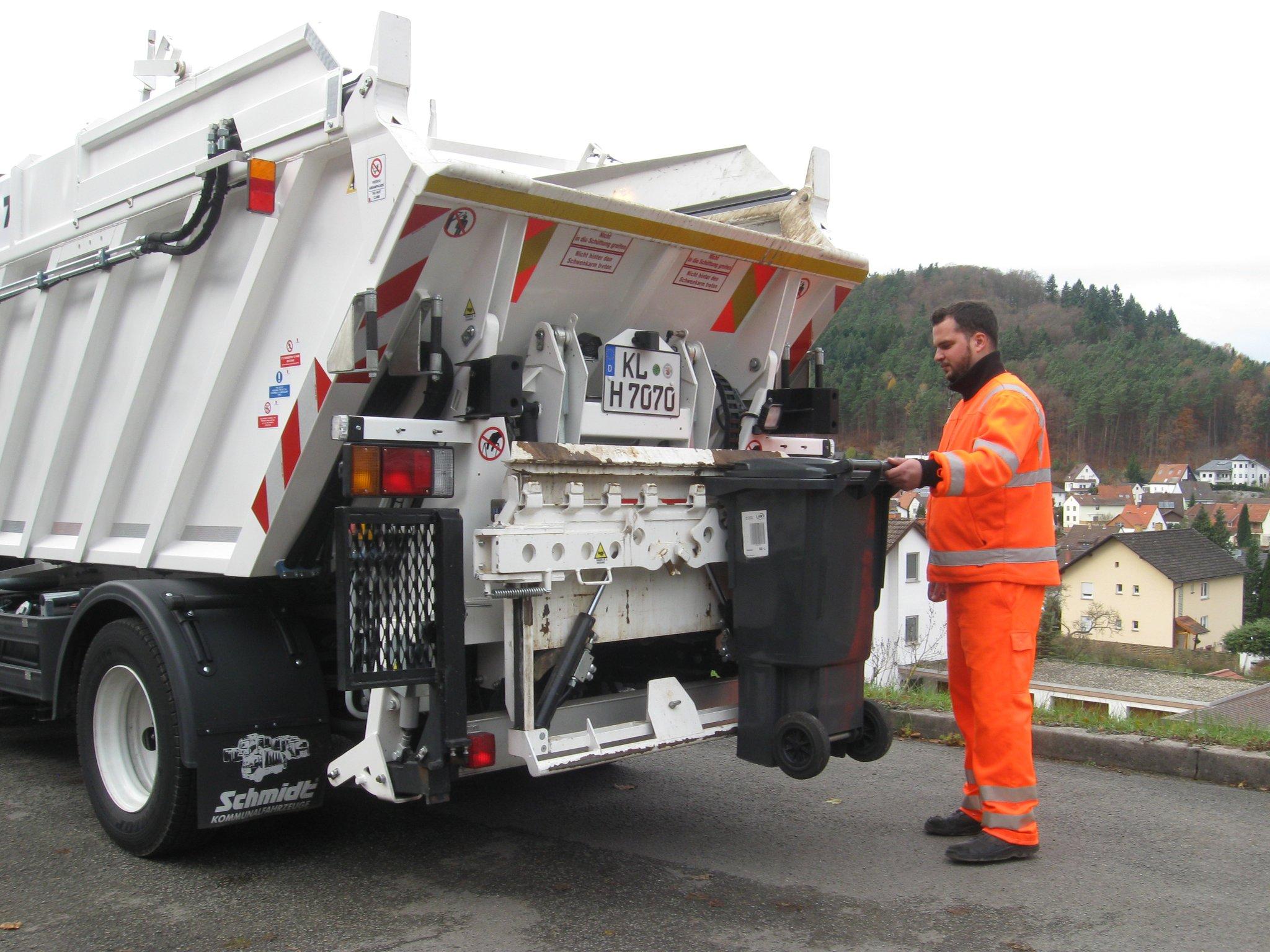 Müllabfuhr Kaiserslautern