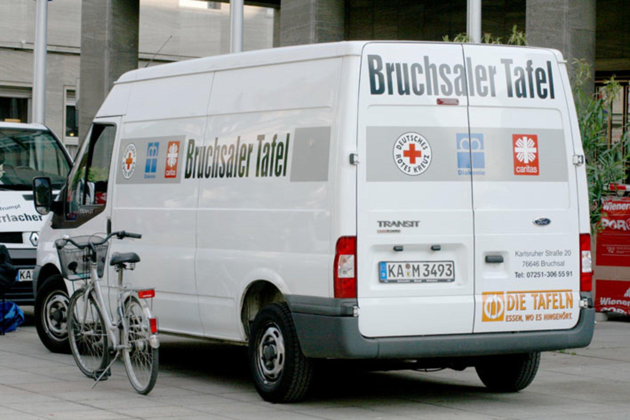 Tafelläden im Landkreis Karlsruhe-Nord weiterhin geöffnet ...