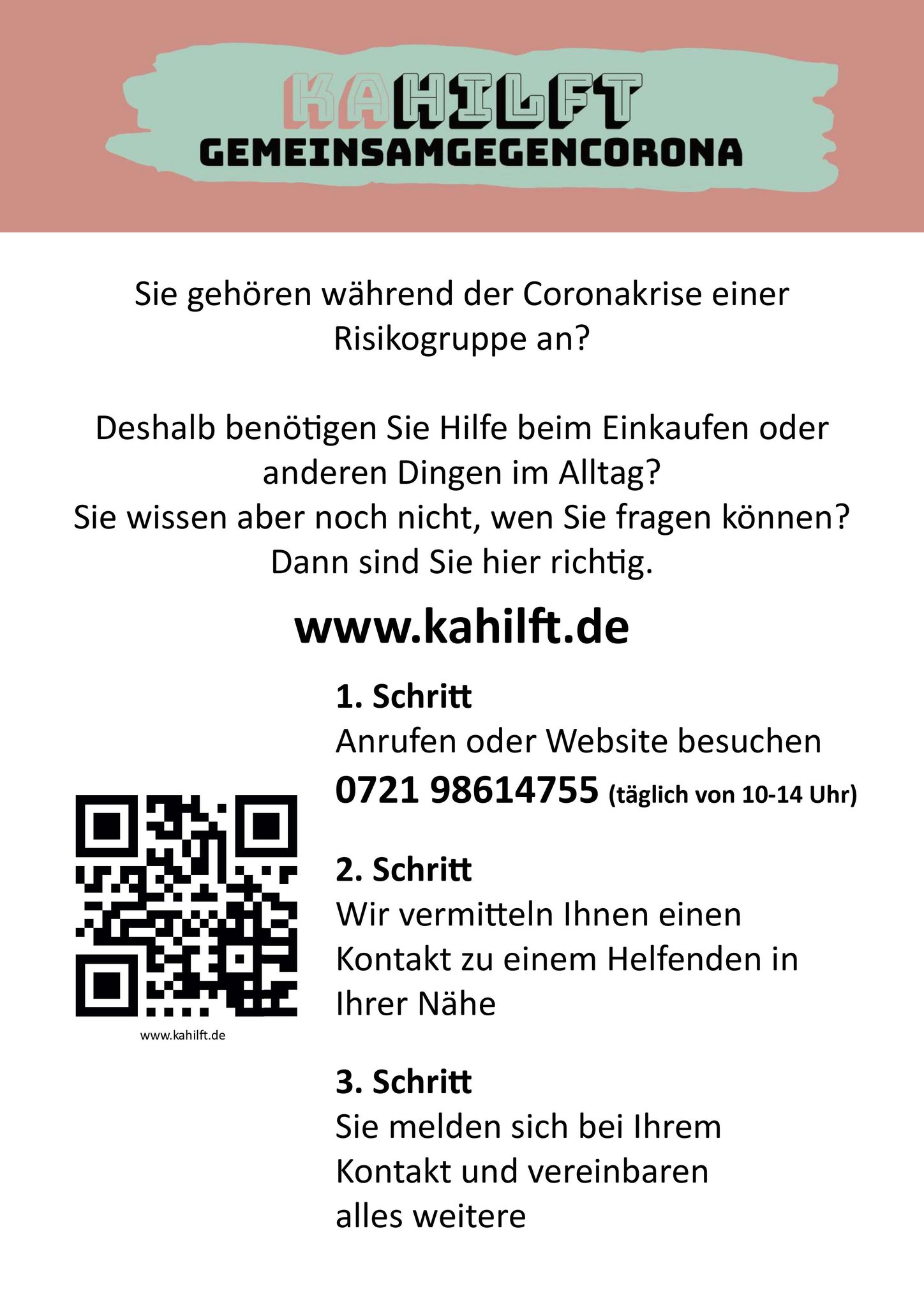 Corona Hotline Karlsruhe