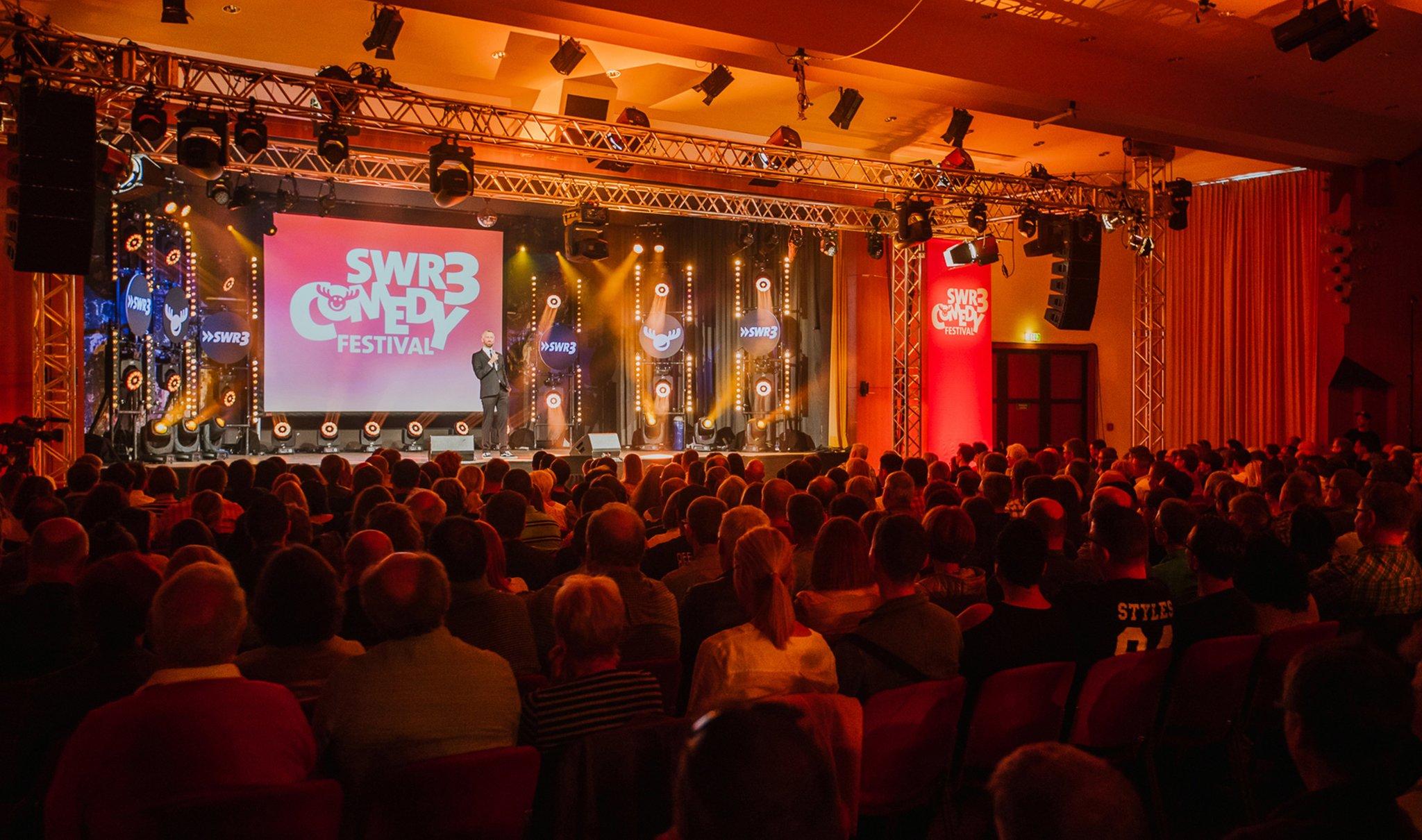 Comedy Festival Bad Dürkheim 2021