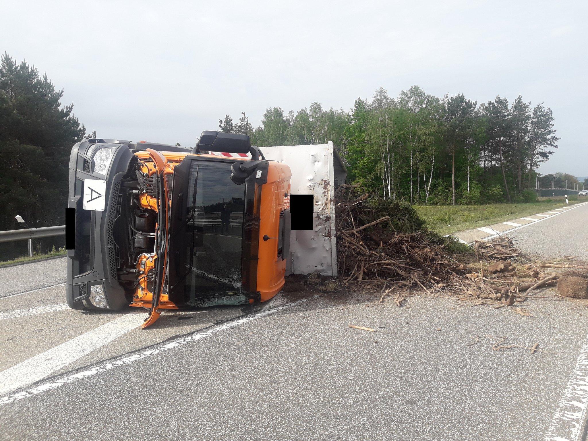 Unfall A6 Kaiserslautern
