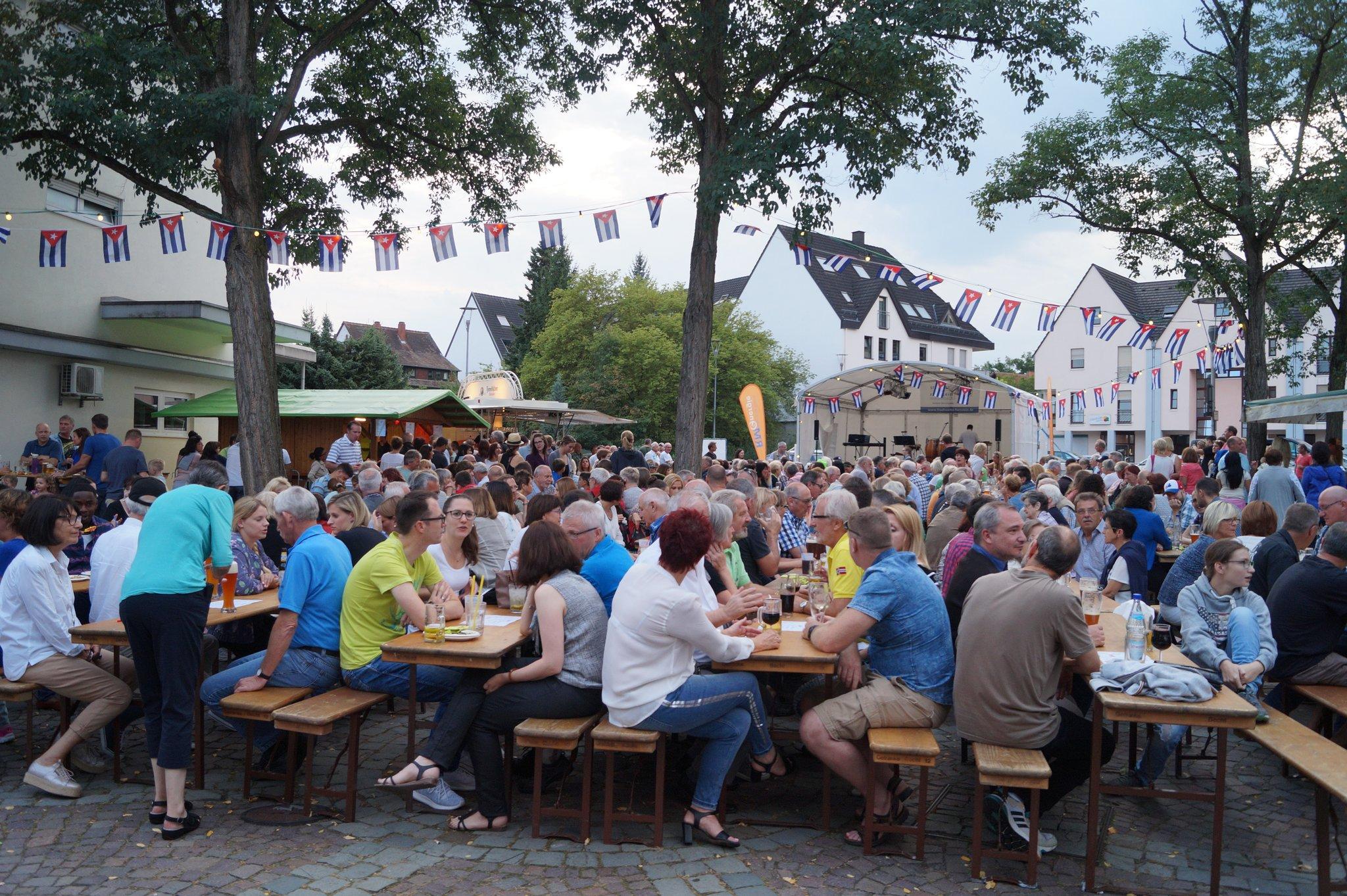 Deutsch Amerikanisches Freundschaftsfest 2021