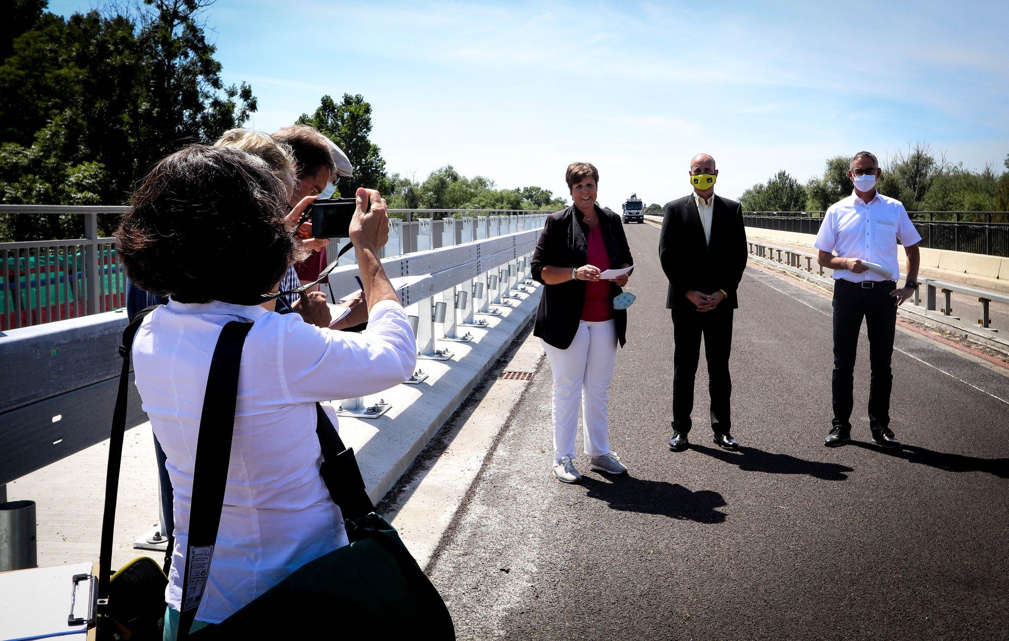 Salierbrücke Speyer Sanierung