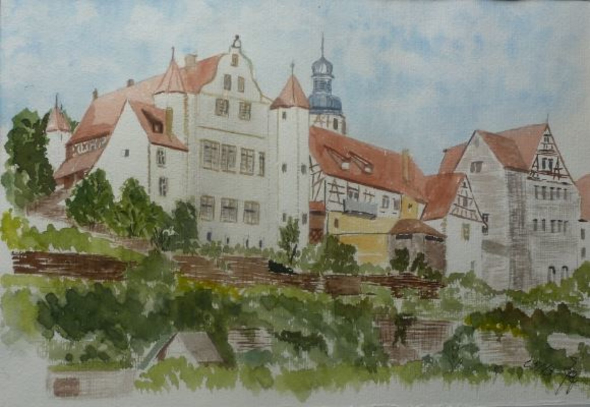 Rathaus Mingolsheim
