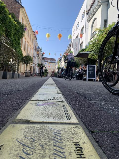 Südliche Waldstraße Karlsruhe