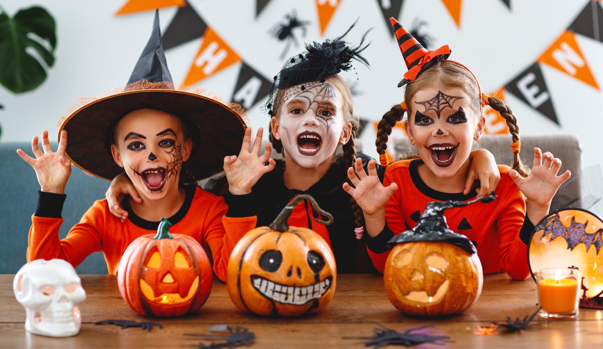 Halloween Warum