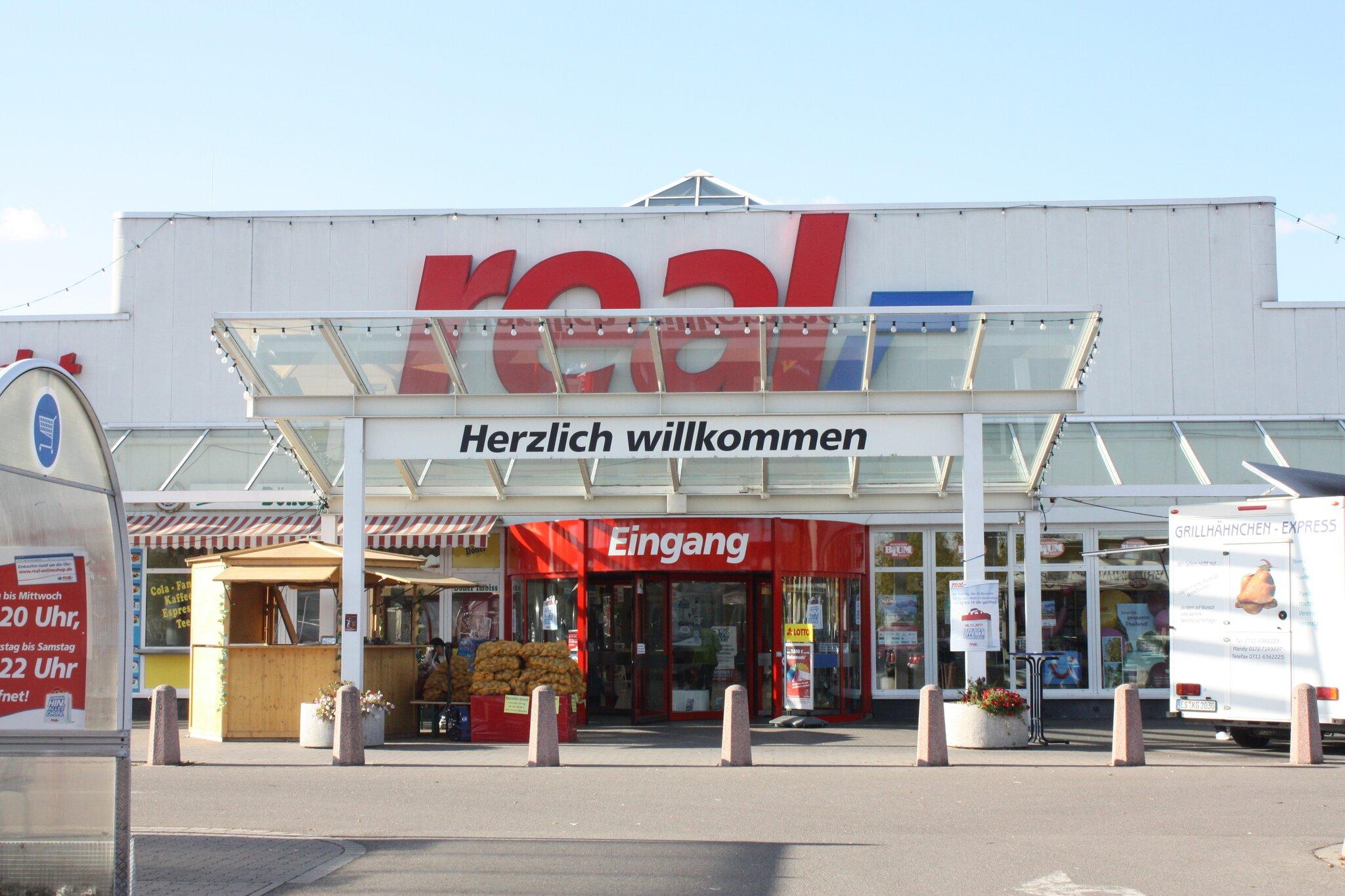 Aus Real wird Kaufland: Übernahme in Germersheim schon zum 1. Februar