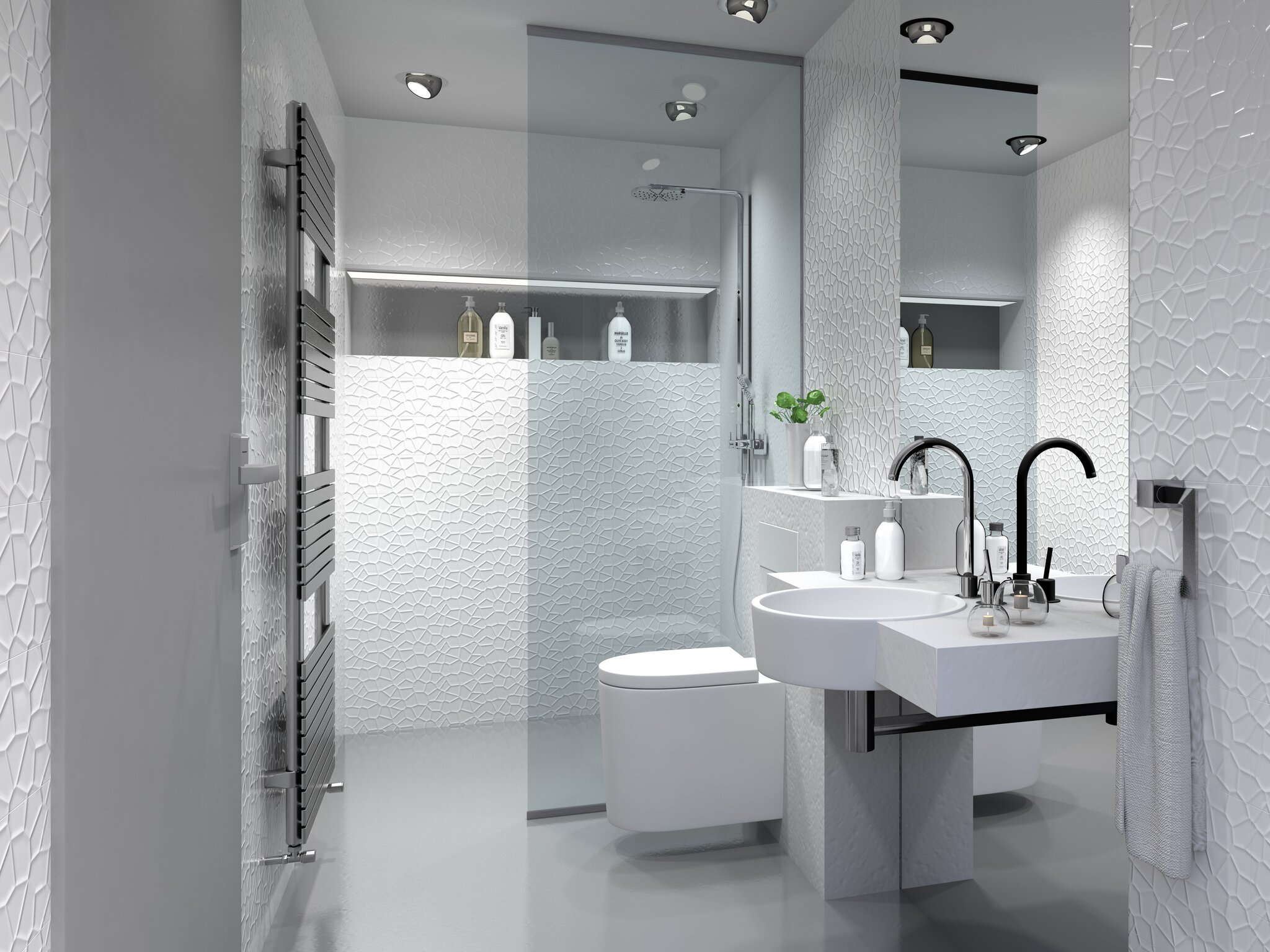 Altersgerechtes Badezimmer Barrierefreiheit durch Bad & Design ...