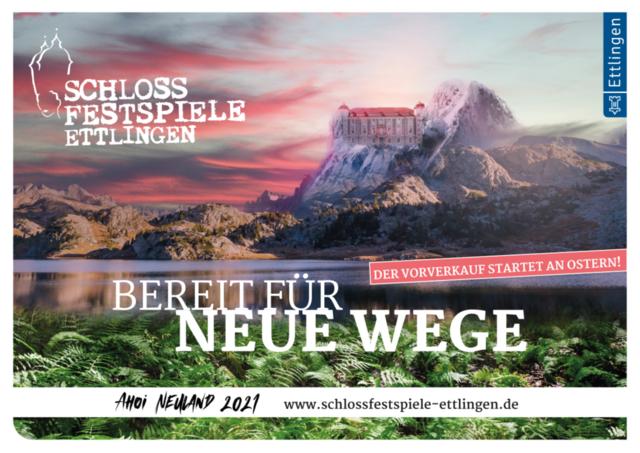 Ettlingen Schlossfestspiele 2021